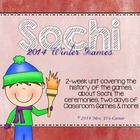 2014 Sochi Winter Olympic Unit - 3 Week Winter Games Unit