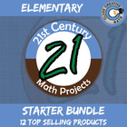21st Century Math Projects -- My Library 2014 Update! + Fr