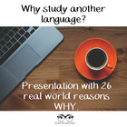 Why Study a Foreign Language 25 Inspirational & Motivation