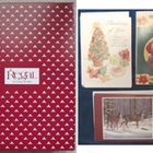 25 NEW REGAL CHRISTMAS HOLIDAY CARDS in box+ENVELOPES tedd
