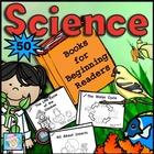 40 Science Books for Beginning Readers