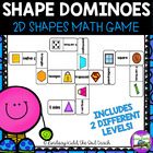 2D Shape Dominoes