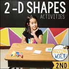 2D Shapes Activity Pack