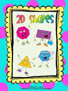 2D Shapes Unit