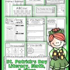 2nd Grade Common Core: St. Patrick's Day Literacy, Reading