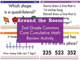 2nd Grade Cumulative Common Core Math Review