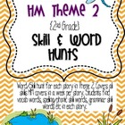 2nd Grade HM Story Skill & Vocabulary Hunts Theme 2