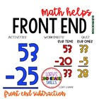 2nd Grade Math Helps - Front End Subtraction
