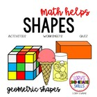 2nd Grade Math Helps - Shapes