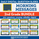 2nd Grade Morning Messages (Common Core Aligned)