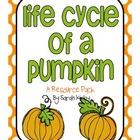 2nd Grade Reading Street - Life Cycle of a Pumpkin