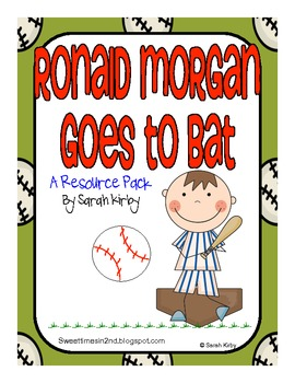 2nd Grade Reading Street - Ronald Morgan Goes to Bat