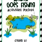 2nd Grade Reading Street Unit 3.3 Anansi Goes Fishing Acti