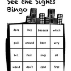 2nd Grade Sight Word Bingo- Full Class Set