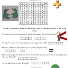 2nd Grade Word Math Search