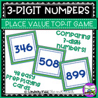 3-Digit Place Value Top-It