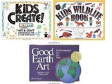 3 Great books for Arts and Crafts ideas in the classroom
