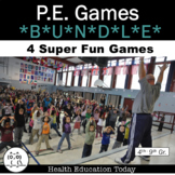 4 Super Fun P.E. Games
