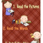 3 Ways to Read a Book Daily 5 Poster