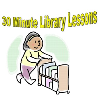 30 Minute Library Lessons:  What Am I? Genre Identification