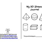 3D Shapes Geometry Journal