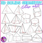 3D Solids for Geometry with congruence lines (suitable for