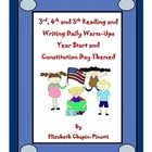 Daily Reading & Writing Warm-Ups Common Core Aligned with