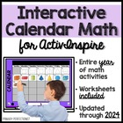 3rd Grade Calendar Math (Every Day Counts) for Promethean Board
