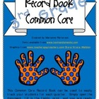 3rd Grade Common Core Grade Book
