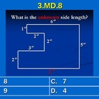 3rd Grade Common Core Math 3 MD.8 Geometric Measurement 3.MD.8