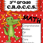 3rd Grade Common Core Math Review:  Bundled 1st 9 Weeks