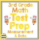 3rd Grade Common Core Math Test Prep - Measurement and Data