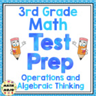 3rd Grade Common Core Math Test Prep - Operations and Alge