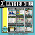 3rd Grade Common Core Mega Bundle {vocabulary, RTI, essent