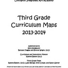 Curriculum Maps 2013-14 (3rd Grade)