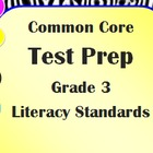 3rd Grade ELA Common Core Test Prep: Literary Standards