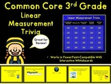 3rd Grade Linear Measurement Trivia Game