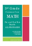 3rd Grade Math Common Core Assessments