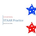 3rd Grade -NEW- STAAR Reading Practice Test