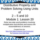 3rd Grade NYS Common Core Math Module 1 Lesson 20