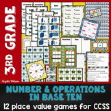 3rd Grade Number & Operations in Base Ten: 12 Common Core