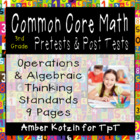 3rd Grade *OPERATIONS AND ALGEBRAIC THINKING* Common Core