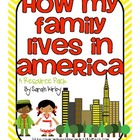 3rd Grade Reading Street - How My Family Lives in America