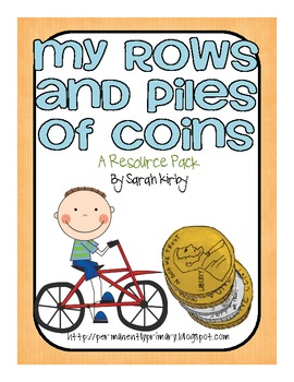 3rd Grade Reading Street - My Rows and Piles of Coins