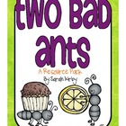 3rd Grade Reading Street - Two Bad Ants