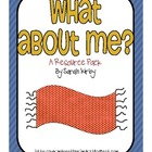 3rd Grade Reading Street - What About Me?