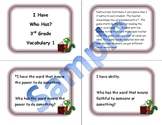 3rd Grade Vocabulary Game 1