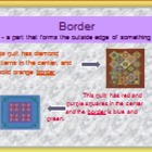 3rd Language Arts HM  2.1 The Keeping Quilt Vocabulary PPT