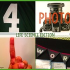 4 Photos 1 Word: Life Science Edition