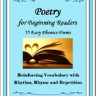 40 More Easy Printable Phonics Poems to Read and Color - F